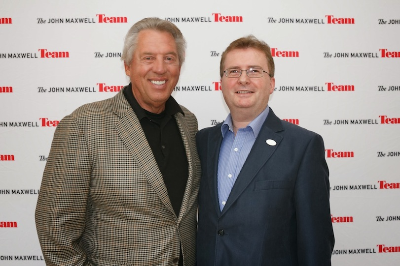 Mastermind group John Maxwell and Tony Lynch