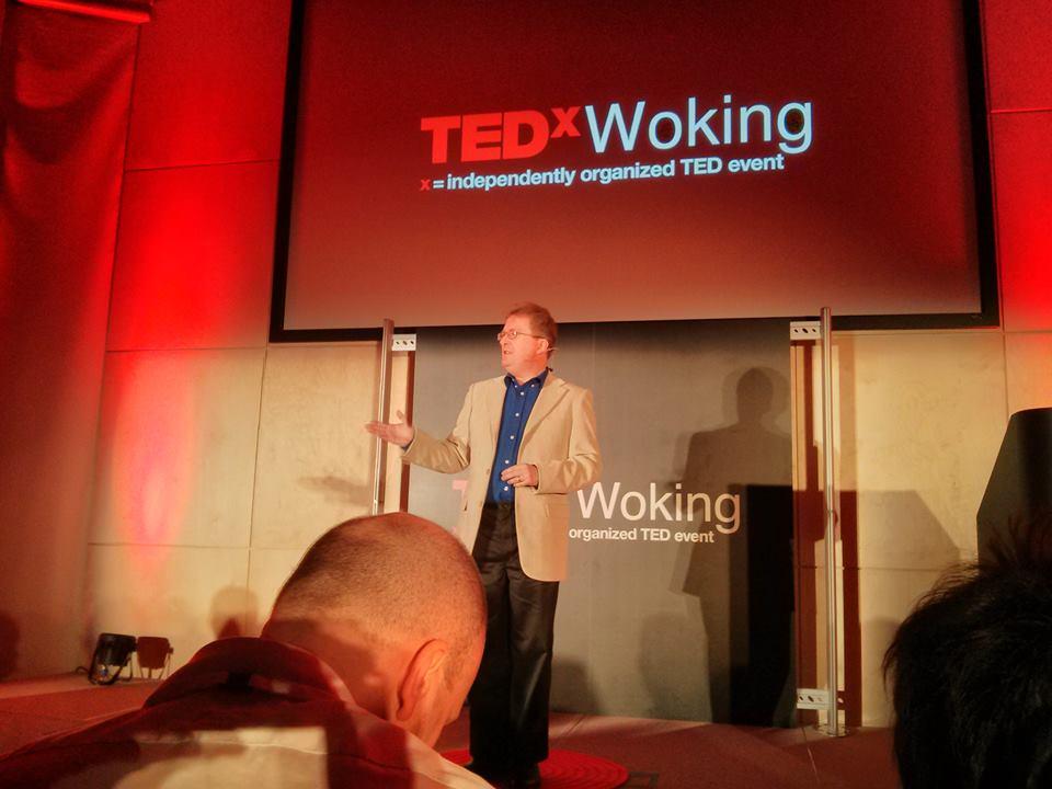 TEDx Woking