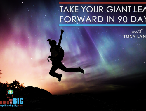 Take Your Giant Leap Forward in 90 Days.