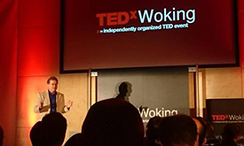 Tony Lynch TEDx Speaker