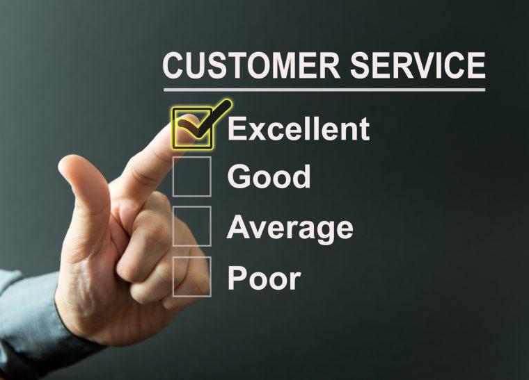 Importance of good customer service skills