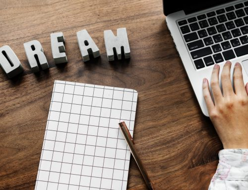 4 Steps to Making Your Dream a Reality