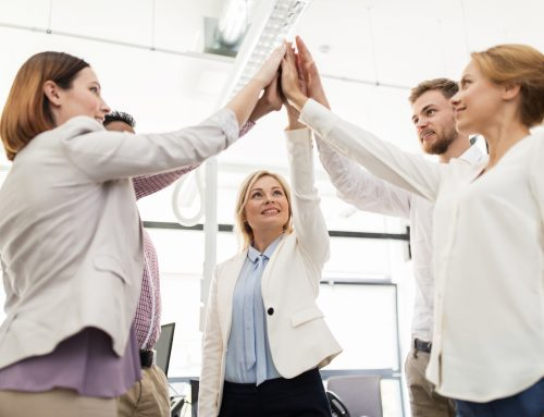 Four Steps to Leading a Winning Team