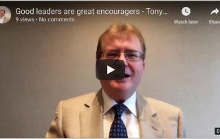 leaders encourage