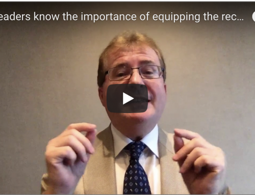 [VLOG] Good Leaders Know The Importance of Equipping Their Team for Success