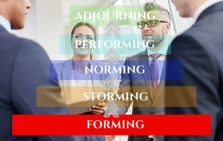 Forming Phase of Team Development