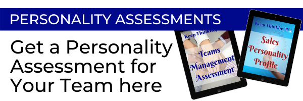 Personality Assessment for Teams